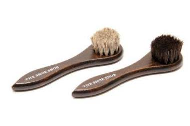 welt brush leather care